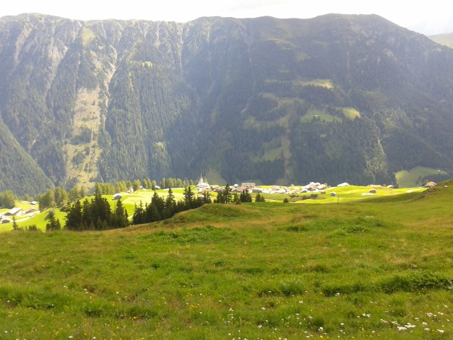 Lauferei - das Dorf Tenna