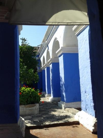 Lauferei Klosterhof Arequipa