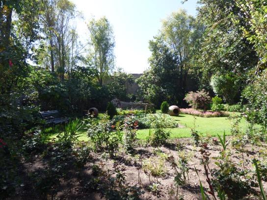 Lauferei Klostergarten in Arequipa