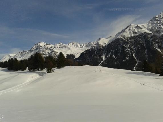 Lauferei Lenzerheide Val Sporz