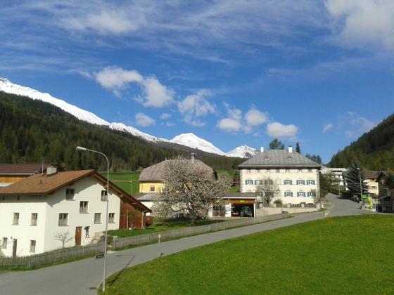 Valchava im Val Müstair / Graubünden