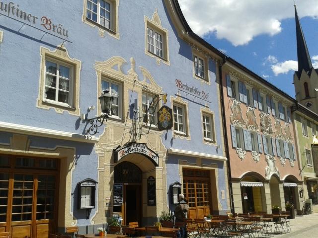 Lauferei - Historische Ludwigstrasse
