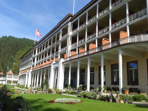 Lauferei - Hotel Schatzalp