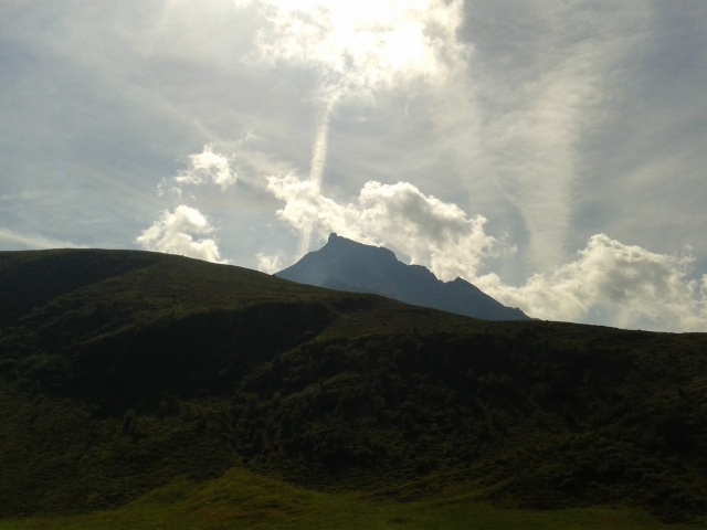 Lauferei - Piz Beverin 2998 m
