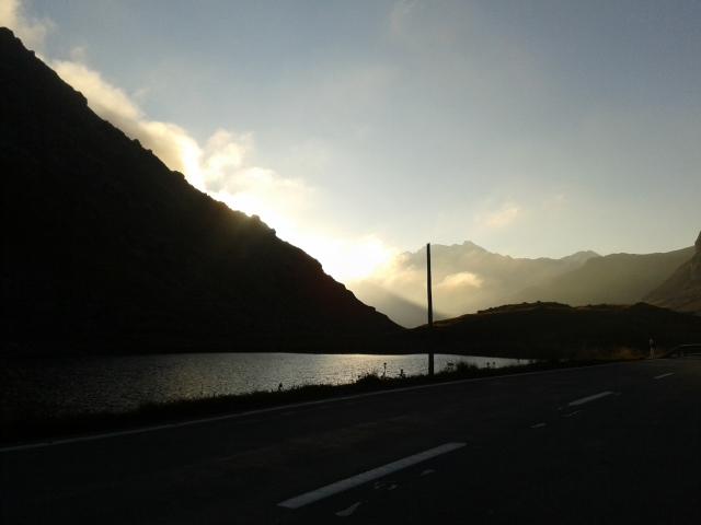 Lauferei - Flüela Pass