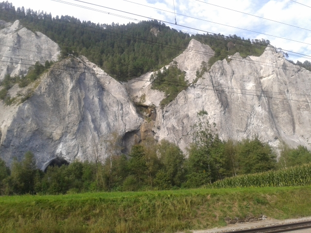 Lauferei - Versam Rheinschlucht