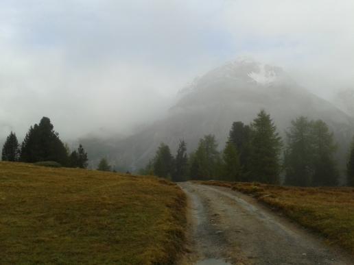 Lauferei - Start Richtung Tamangur