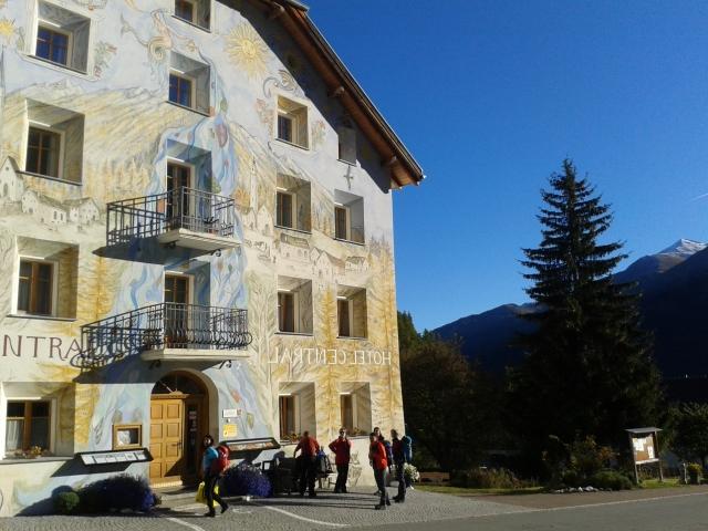 Lauferei - Hotel Central Valchava