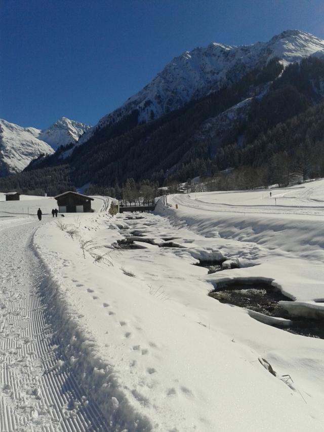 Lauferei - Klosters Monbiel
